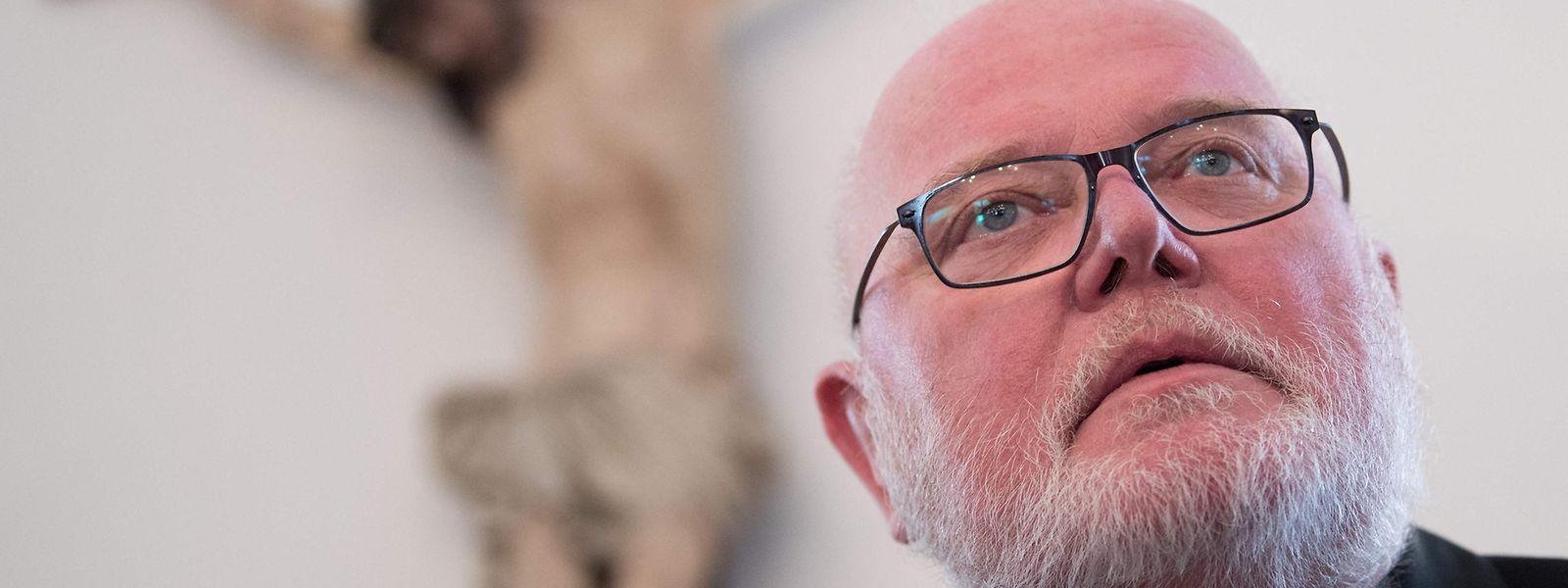 Kardinal Reinhard Marx ist einer der bekanntesten Kirchenmänner in Deutschland. Von 2014 bis 2020 war er der Vorsitzende der Deutschen Bischofskonferenz.