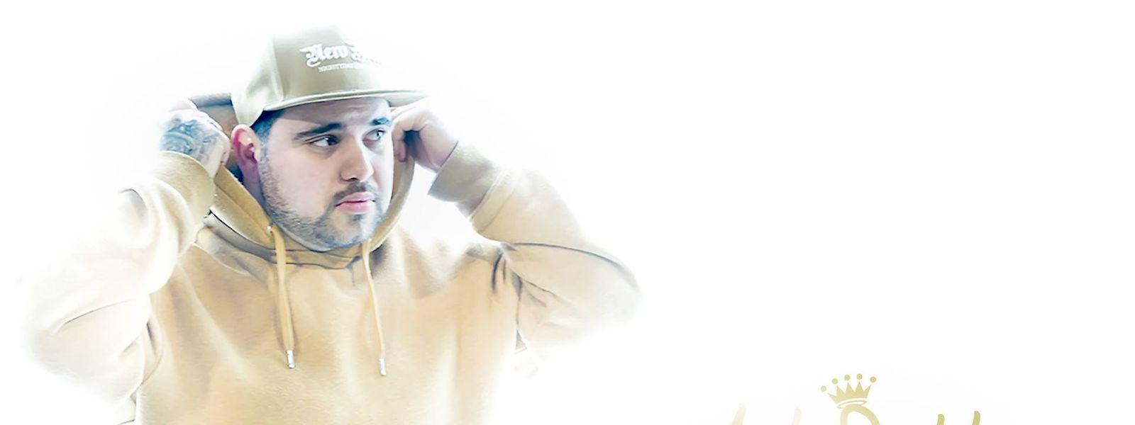 O rapper português Andy Scotch