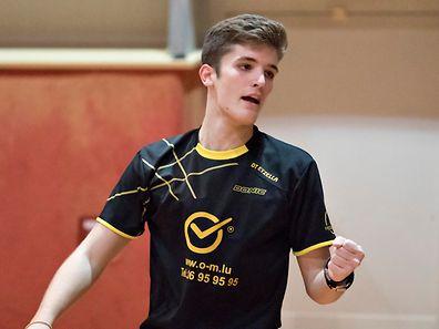 Luka Mladenovic spielt wohl seine letzte Saison in Ettelbrück.
