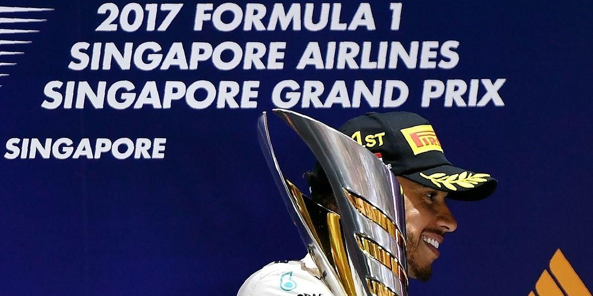 Lewis Hamilton a-t-il fait un pas décisif vers un nouveau titre mondial?