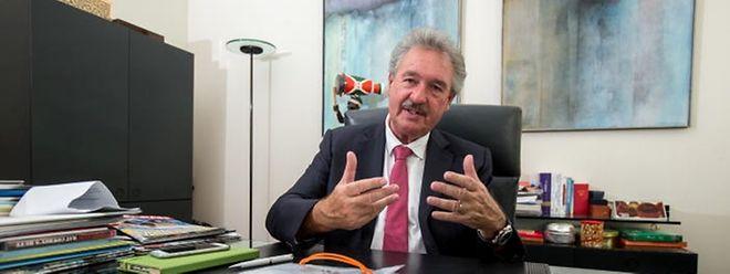 Außenminister Jean Asselborn verteidigt die Schengen-Verträge.