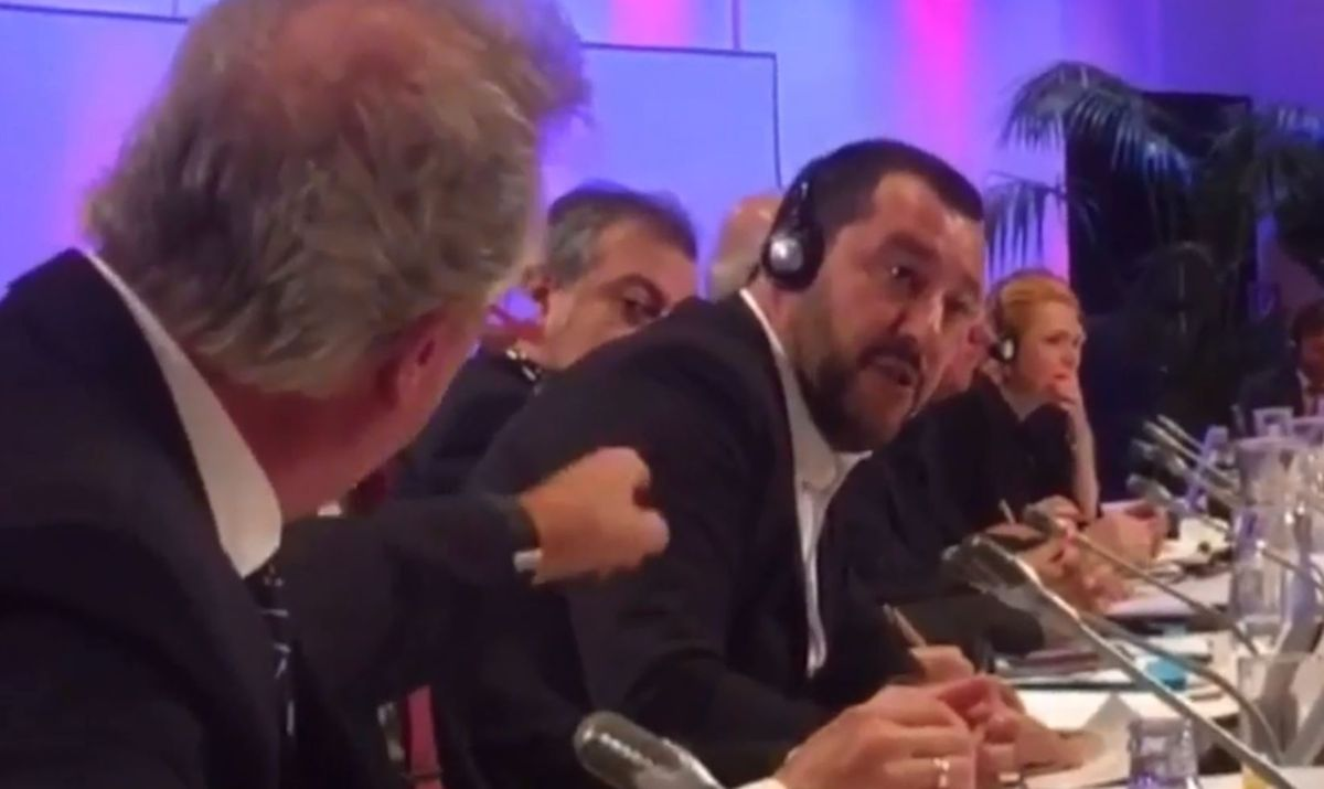 Asselborn takes on Italy's interior minister Photo: Youtube screenshot