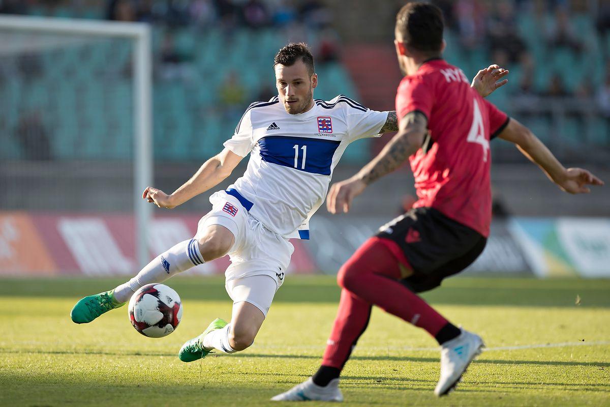 Stefano Bensi hat sich seine Nominierung redlich verdient, so der Nationaltrainer.