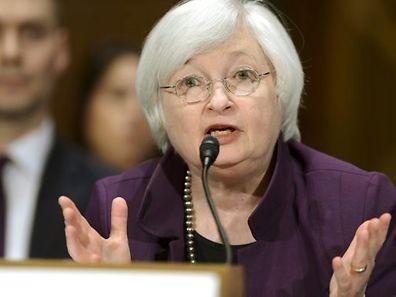 Janet Yellen macht Andeutungen auf eine baldige Anhebung des Leitzinses.