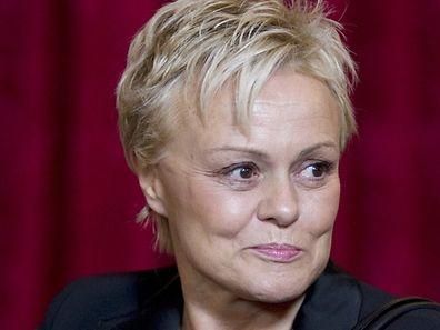 La représentation de «Momo», avec Muriel Robin, a dû être interrompue au Théâtre de Paris, samedi.