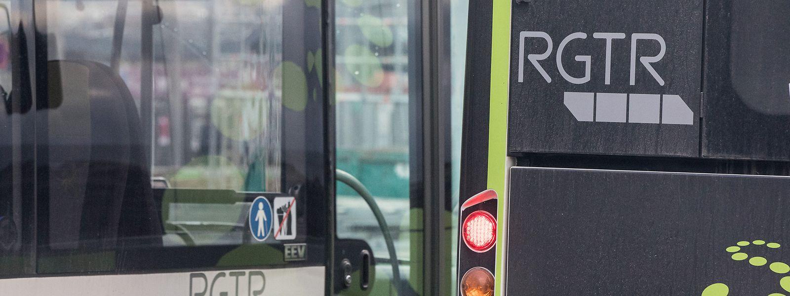 Am Sonntag treten größere Änderungen im RGTR-Busnetz in Kraft.