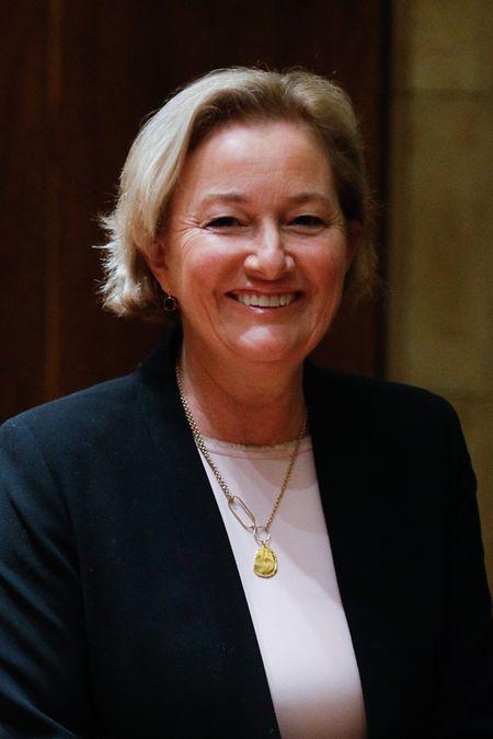 Gesundheitsministerin Paulette Lenert musste Verzögerungen bei der Impfkampagne einräumen.