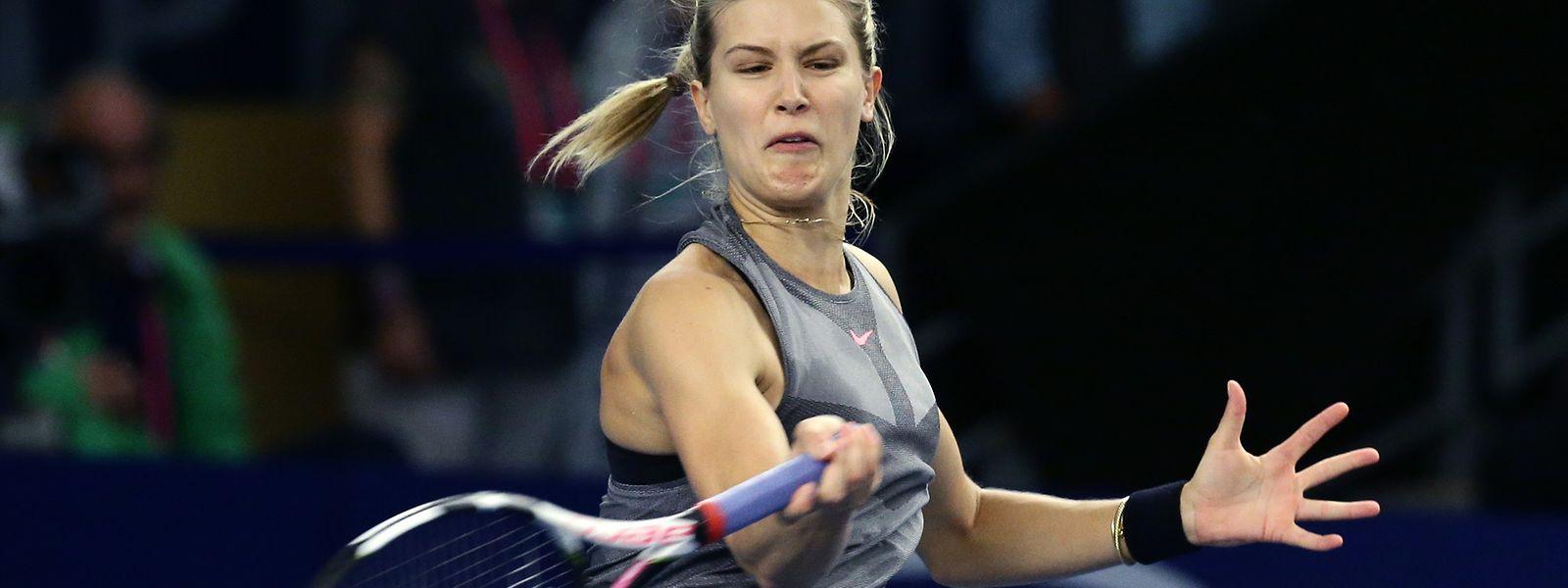 Eugenie Bouchard, qui est venue à quatre reprises à Luxembourg, avait déjà dû déclarer forfait en 2014