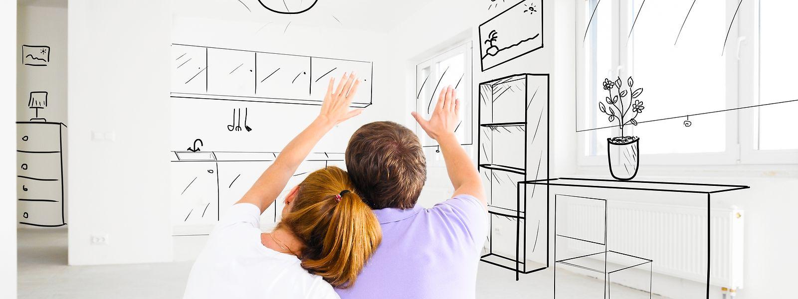 """Les """"outils"""" du LISER et du Statec permettront de se faire une meilleure idée du prix des appartements, terrains ou maisons avant d'acheter"""