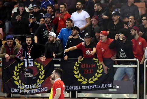 Futsal / Après les incidents de la finale: Patrick Amorim (Ultras Diff): «Il y a toujours des imbéciles»