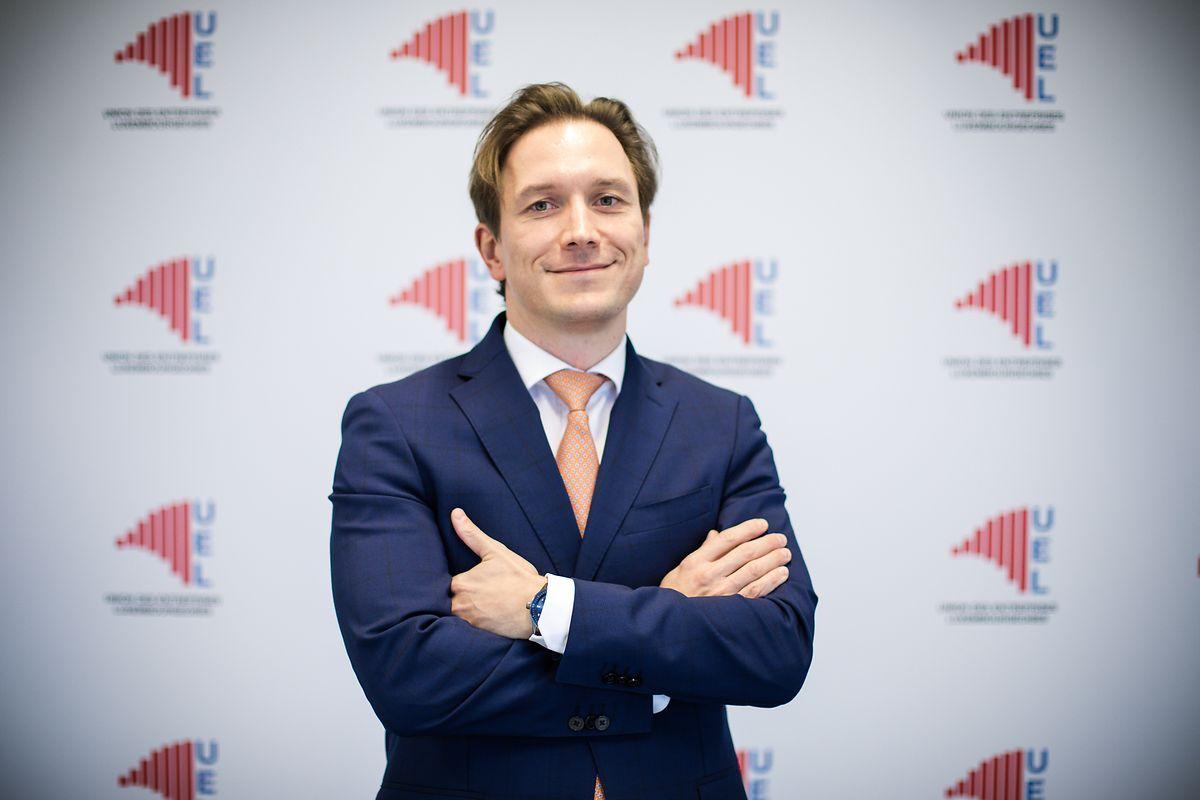 Pour Jean-Paul Olinger, directeur de l'UEL, «une bonne coopération avec les banques est indispensable».