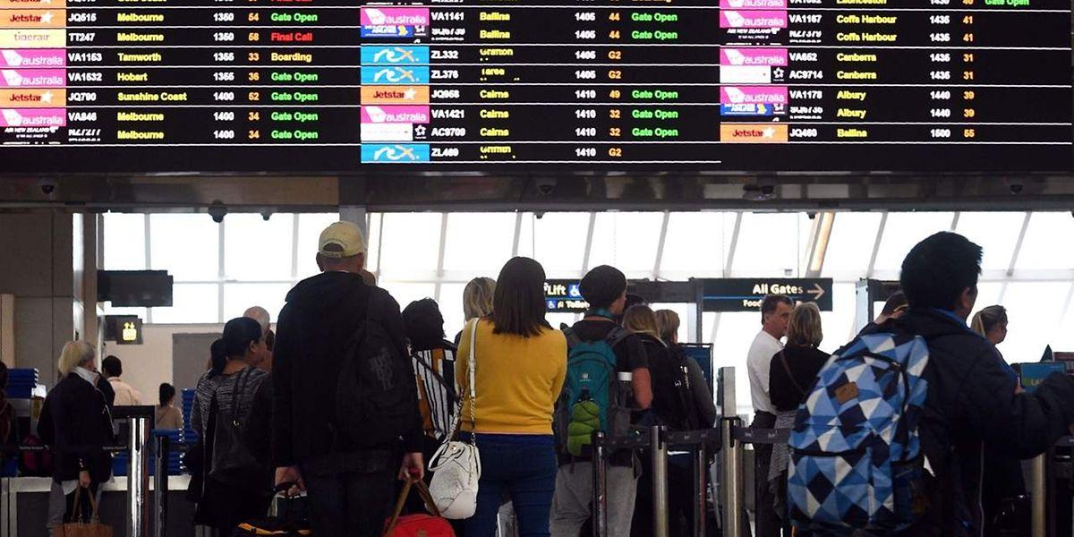 Dans la foulée, les mesures de sécurité ont été renforcées dans les principaux aéroports du pays-continent.