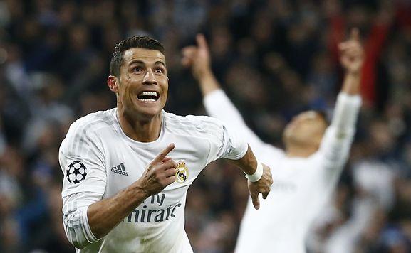 Cristiano Ronaldo stellte seine Extraklasse unter Beweis.