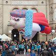 2.4.2016 Luxembourg, ville, Journée mondiale de sensibilisation à l'Autisme, grand lâcher de 500 ballons bleus biodégradables photo Anouk Antony