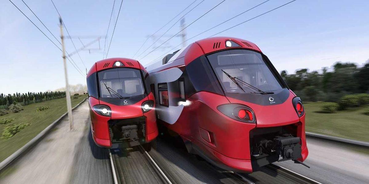Die neuen CFL-Züge gehören zu Alstoms Sortiment an Coradia-Modulzügen, die derzeit in neun europäischen Ländern sowie in Kanada eingesetzt werden.