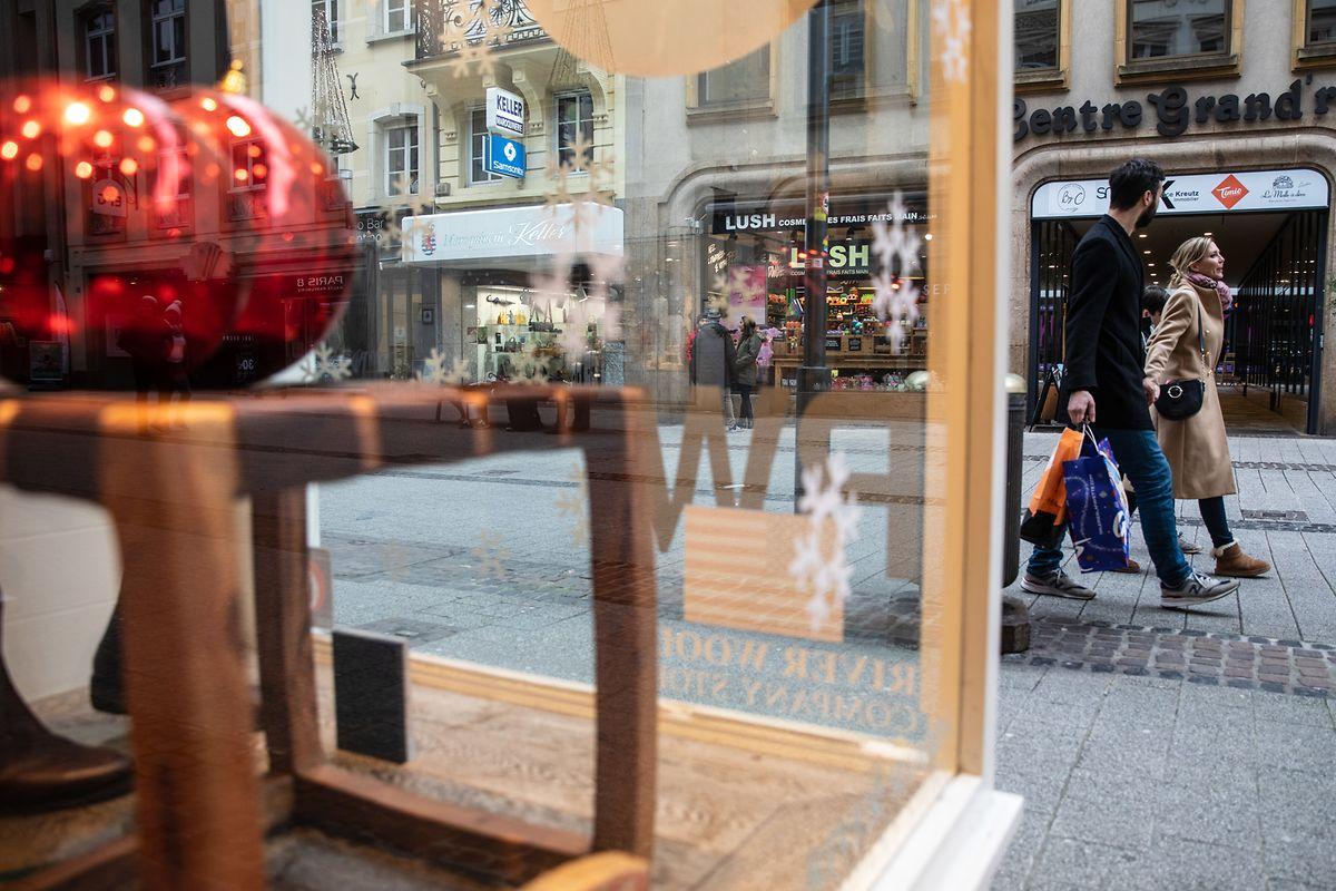 A la différence des bars et restaurants, les commerces resteront ouverts pour les trois prochaines semaines.