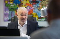 ITW Dan Kersch, Foto: Lex Kleren/Luxemburger Wort