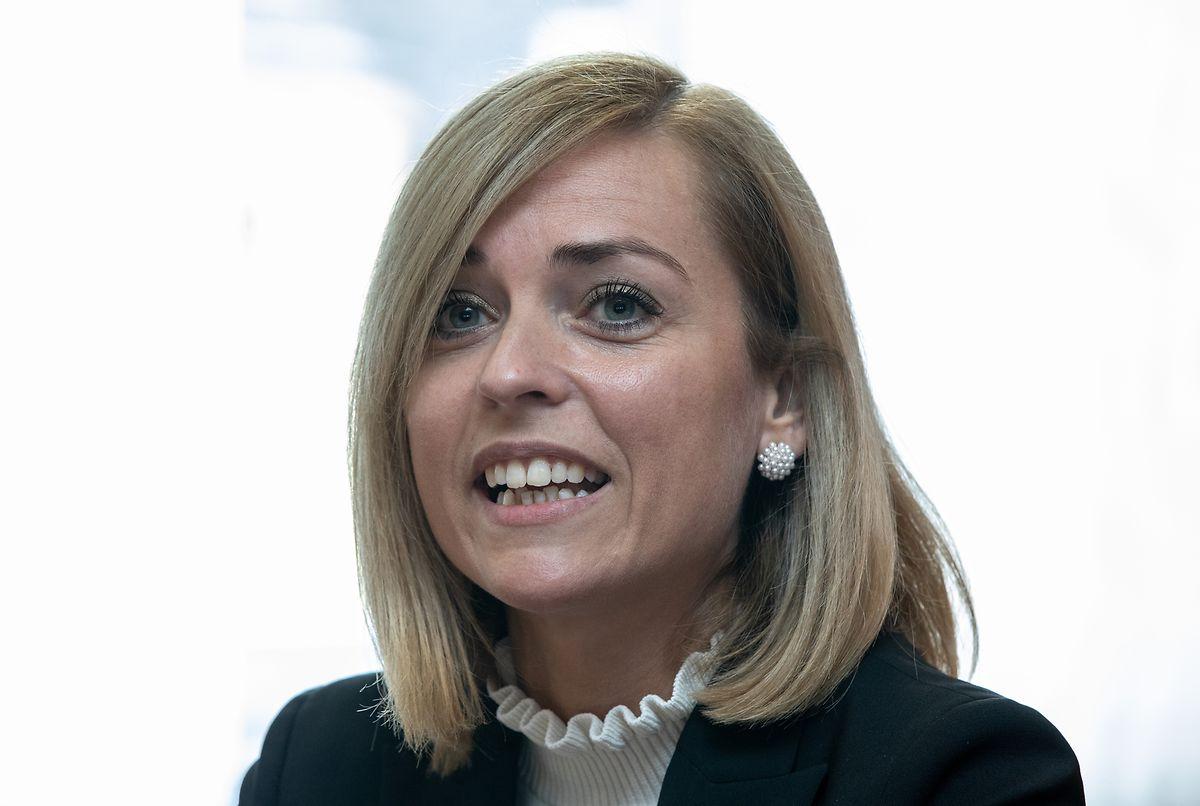 Innenministerin Taina Bofferding (LSAP) will die Widerstandsfähigkeit im Bereich der zivilen Sicherheit fördern.