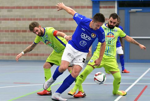 Futsal: les favoris répondent présent d\'entrée