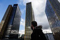 O Tribunal Europeu de Justiça tem assento no Luxemburgo.