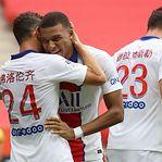 Mbappé regressa e é decisivo em nova vitória do Paris Saint-Germain