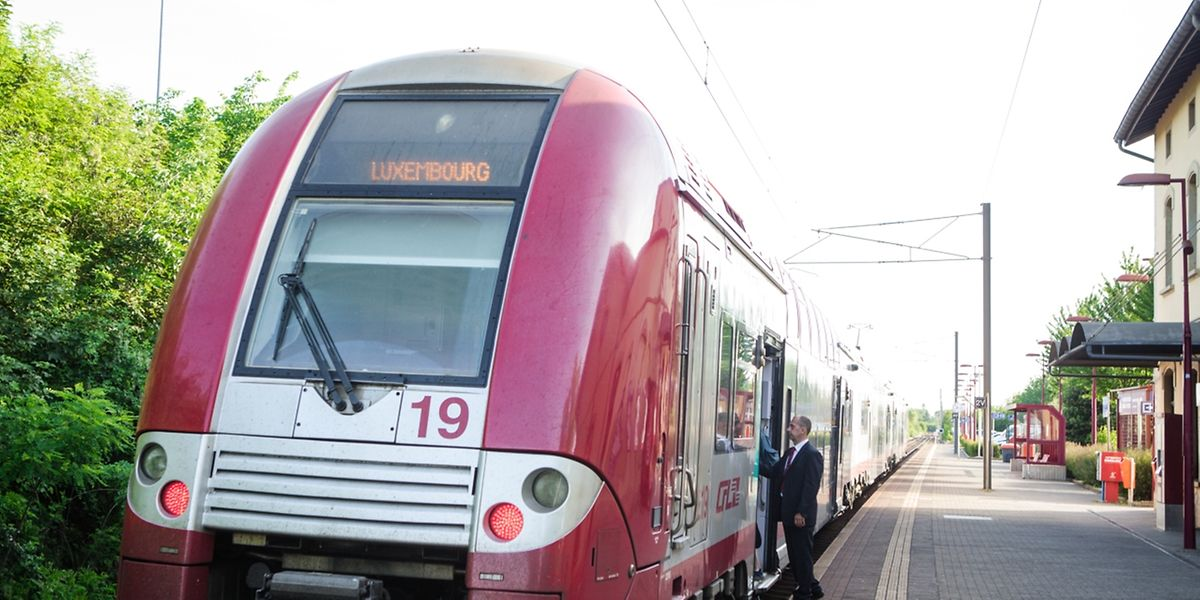 Im Endeffekt verbessere sich das Angebot für die Düdelinger Bahnkunden, so François Bausch.