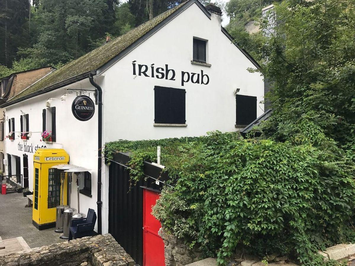Grab a pint of Guinness at this Irish pub on Val de Hamm Photo: The Black Stuff