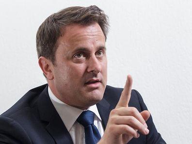"""Premier Bettel: """"Wir zahlen nicht für die Schliessung von Cattenom"""""""