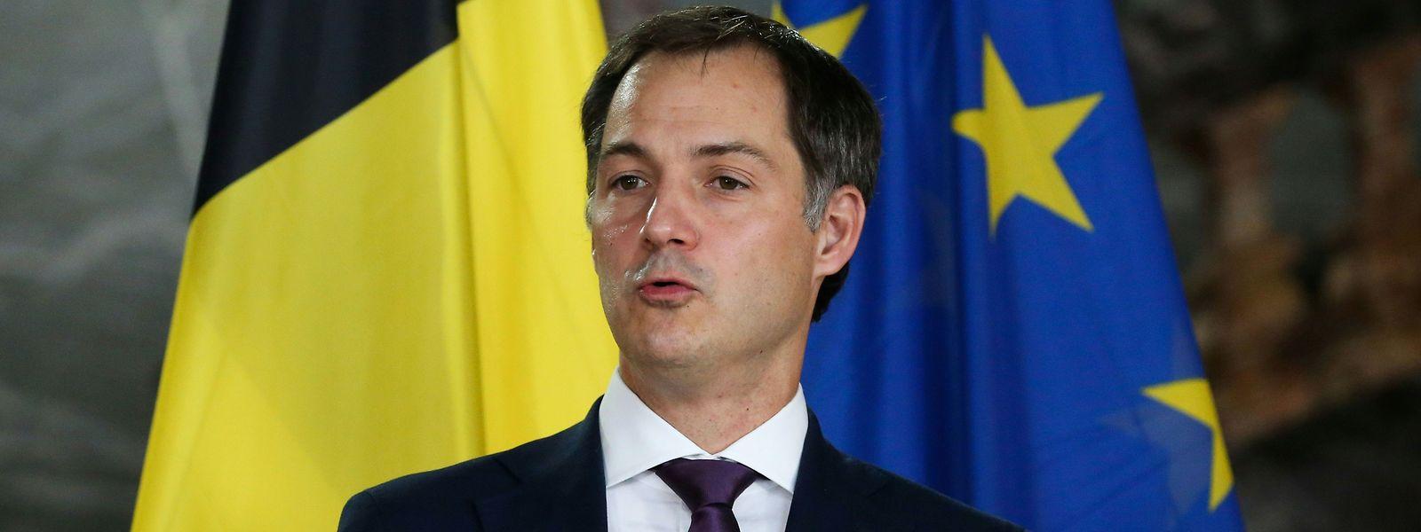 Le Premier ministre belge se heurte à la colère des secteurs de la culture et de l'Horeca