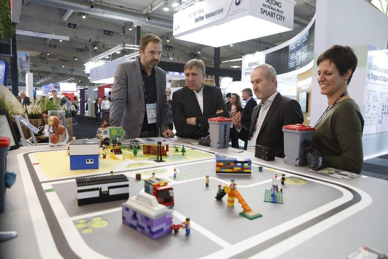 Transportminister François Bausch hat in Barcelona die Luxemburger Strategie für eine nachhaltige Mobilität für Einwohner und Grenzgänger – kurz: MoDu 2.0 – vorgestellt.