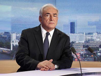 Dominique Strauss-Kahn, homme public français, avait prêté son nom à la société financière de Thierry Leyne.
