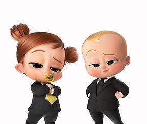 Boss Baby 2 (DE, Fsk 0, 107 min)