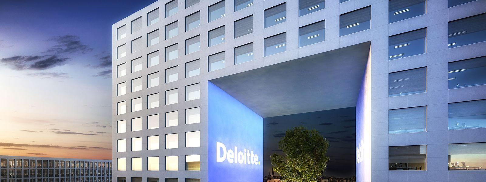 """Die 400 Quadratmeter große Terrasse im Herzen des 60-Meter-hohen Turms soll ein """"urbanes Fenster"""" darstellen."""