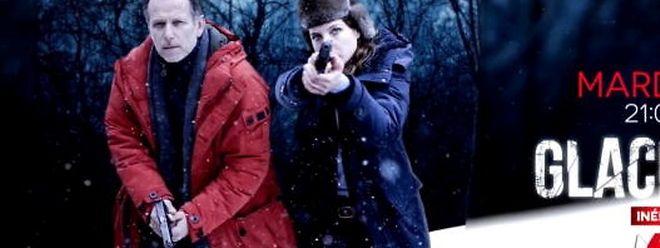 Charles Berling et Julia Piaton incarnent le tandem de la police judiciaire qui enquête sur les cols glacés des Hautes-Pyrénées.