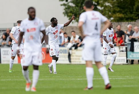 Le Belge Eric Picart au chevet du FC Rodange