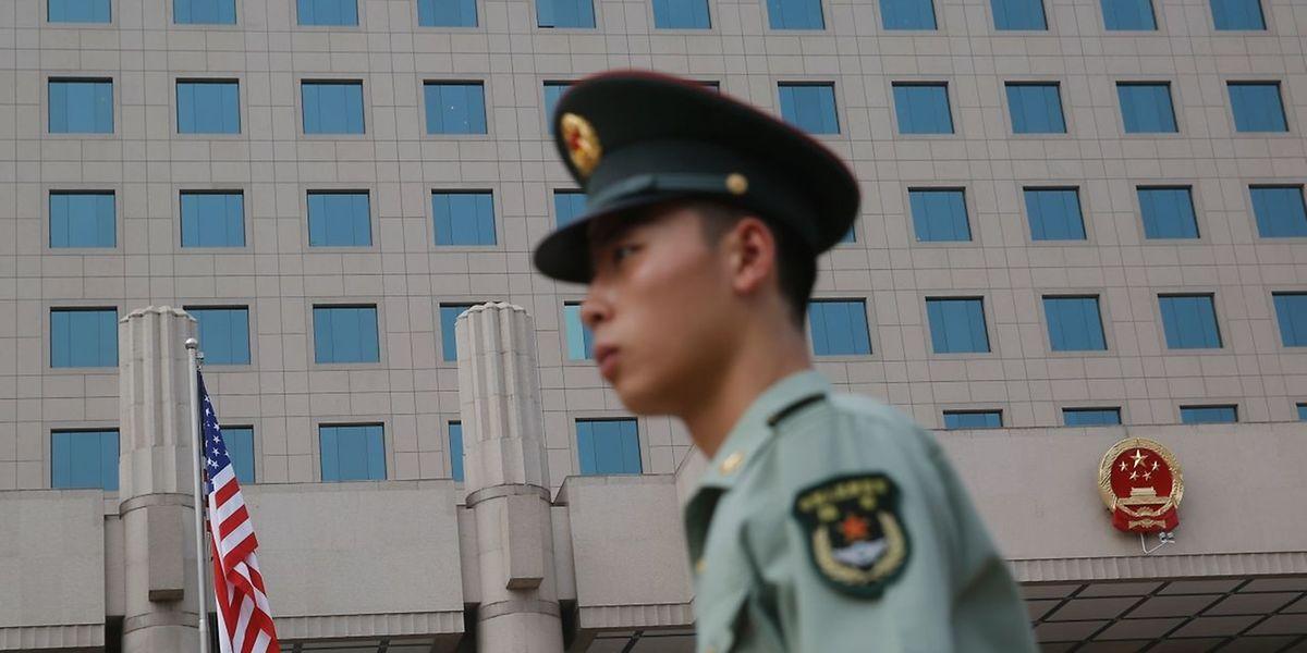 """""""Wenn die USA die Fakten und die Regeln des multilateralen Handels nicht respektieren und Maßnahmen ergreifen, die den Wirtschafts- und Handelsbeziehungen schaden, wird China nicht tatenlos zusehen"""", warnt Peking."""