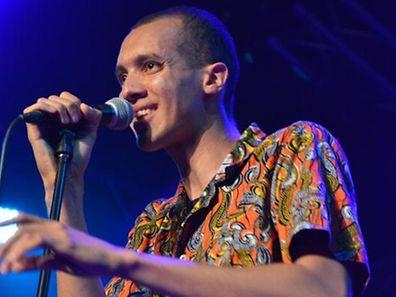 En 2013 on pouvait encore voir et écouter Gaël Faye, figure montante de la scène rap française au Paléo-Festival à Nyons.