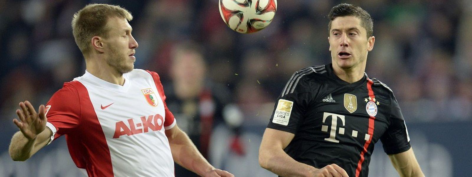 Quel adversaire pour Robert Lewandowski et le Bayern? Encore Arsenal?