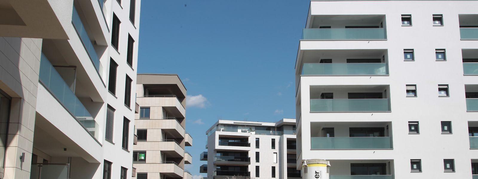 Jamais au cours de la décennie écoulée, les prix des logements au Luxembourg n'auront autant augmenté. Selon les derniers chiffres d'Eurostat.