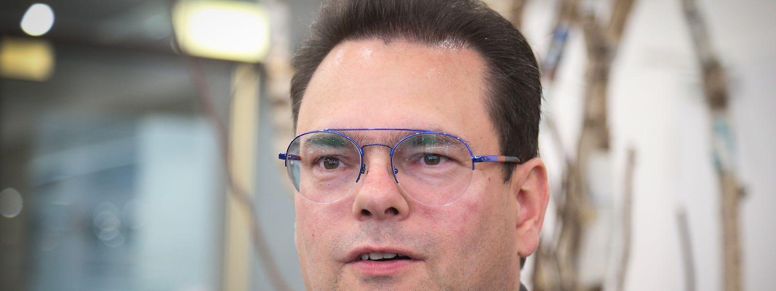 """Patrick DeRond: """"Wir wollen das Rad nicht neu erfinden, sondern die bestehenden Angebote erweitern und neue Impulse geben."""""""