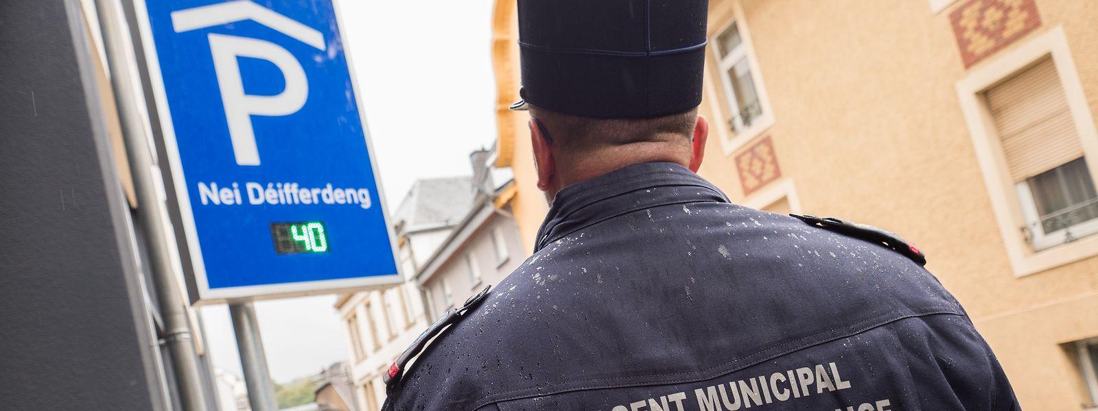 Von Montag an gelten neue Parktarife in Differdingen.