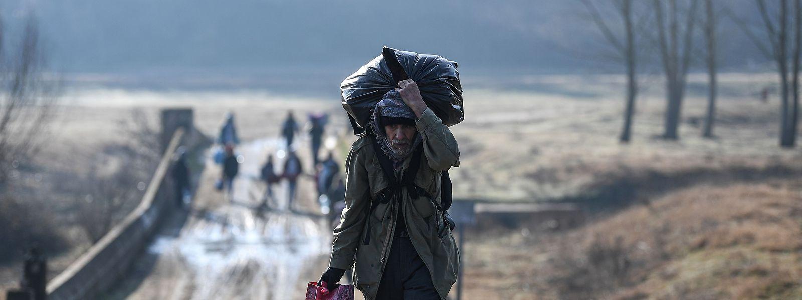 Selbst anerkannte Asylbewerber können in Zukunft nicht auf eine Zukunft in dem EU-Land Dänemark hoffen.
