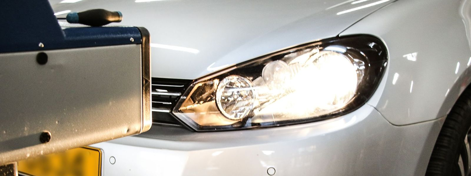 Des phares bien réglés permettent de se déplacer en sécurité.