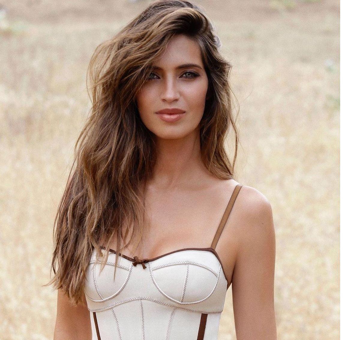 A mulher de Iker Casillas, Sara Carbonero.