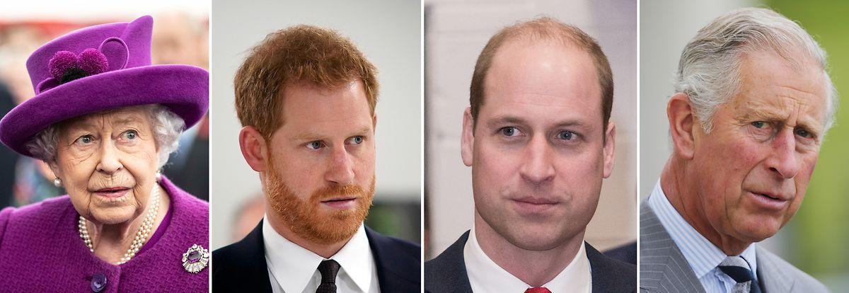 Die britische Königin Elizabeth II. (93) hat Berichten zufolge mehrere Familienmitglieder zu einer Krisensitzung auf ihrem Landsitz Sandringham einberufen. Das Treffen soll demnach am Montag stattfinden.