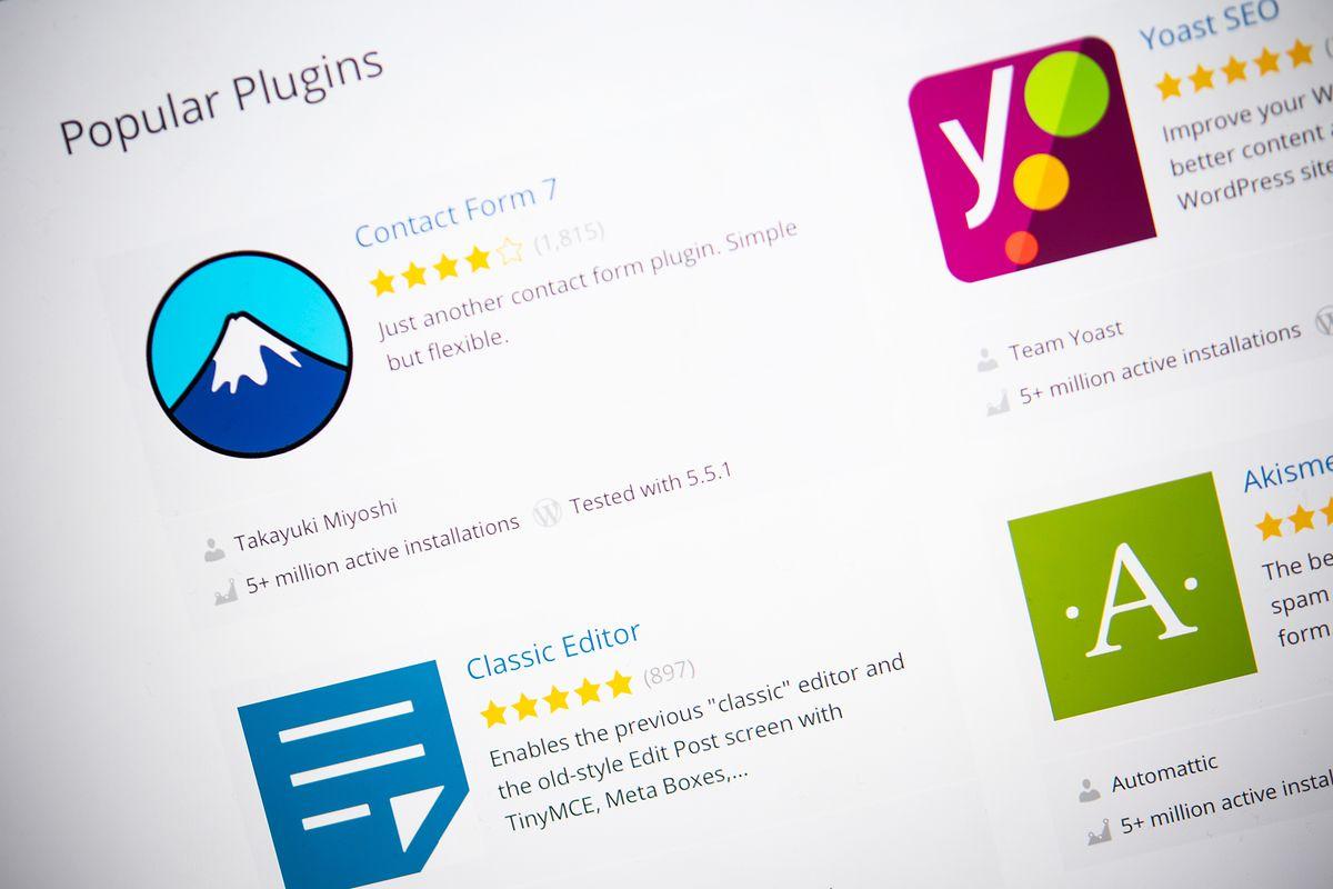 Plug-ins können die Funktionsvielfalt von Wordpress enorm erweitern - bis hin zum Onlineshop.