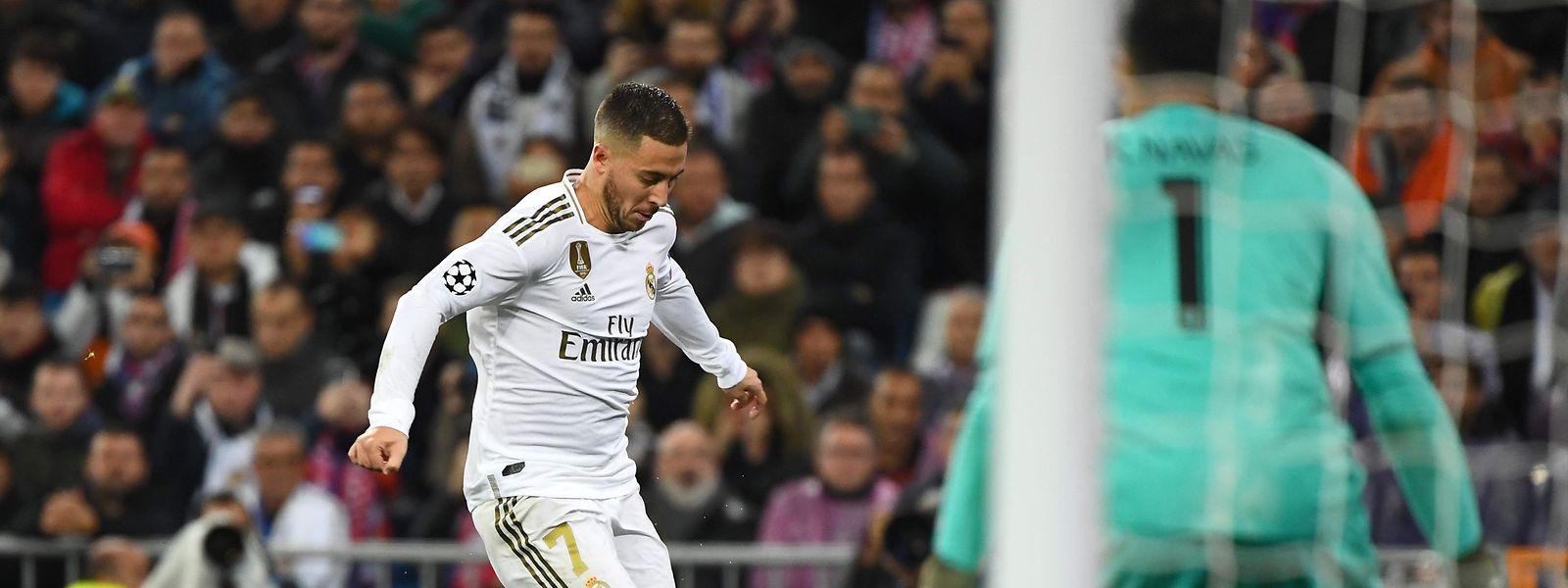 Real Madrid und Eden Hazard sind von 2021 bei Amazon zu sehen.
