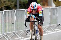 Bob Jungels (L/Deceuninck) - Kuurne-Brussel-Kuurne 2019 - Foto: Serge Waldbillig