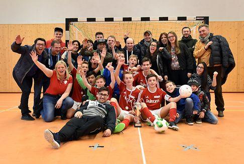 Futsal / Finale des Scolaires : Le Swift sacré à Rodange