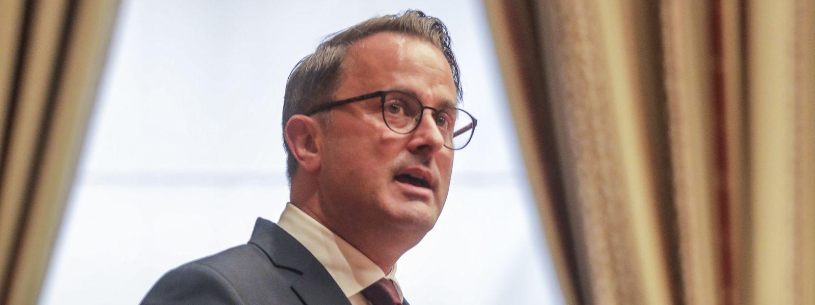 Pour son huitième discours sur l'état de la Nation, Xavier Bettel a notamment annoncé la mise en place d'une réforme de l'impôt foncier qui ne devra toutefois pas concerner les propriétaires occupants de leur logement.